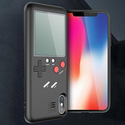 coque iphone x jeu
