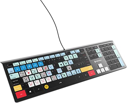 Bitwig Studio teclado retroiluminado – totalmente para atajos ...