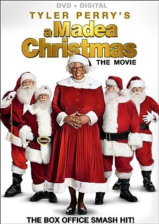 Amazon.com: Tyler Perry's A Madea Christmas [DVD + Digital]: Tyler ...