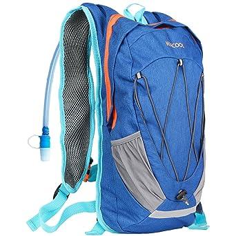 Amazon.com : WACOOL Waterproof 10 Liter Hydration Bladder Pack ...