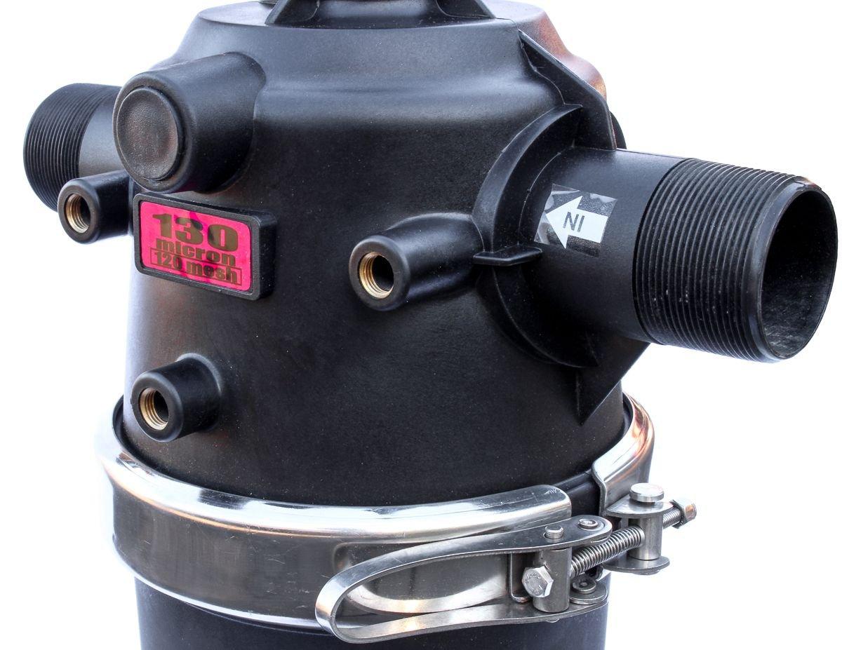 120 Mesh 3 3 IrrigationKing RKTS340 T Screen Filter 175 GPM