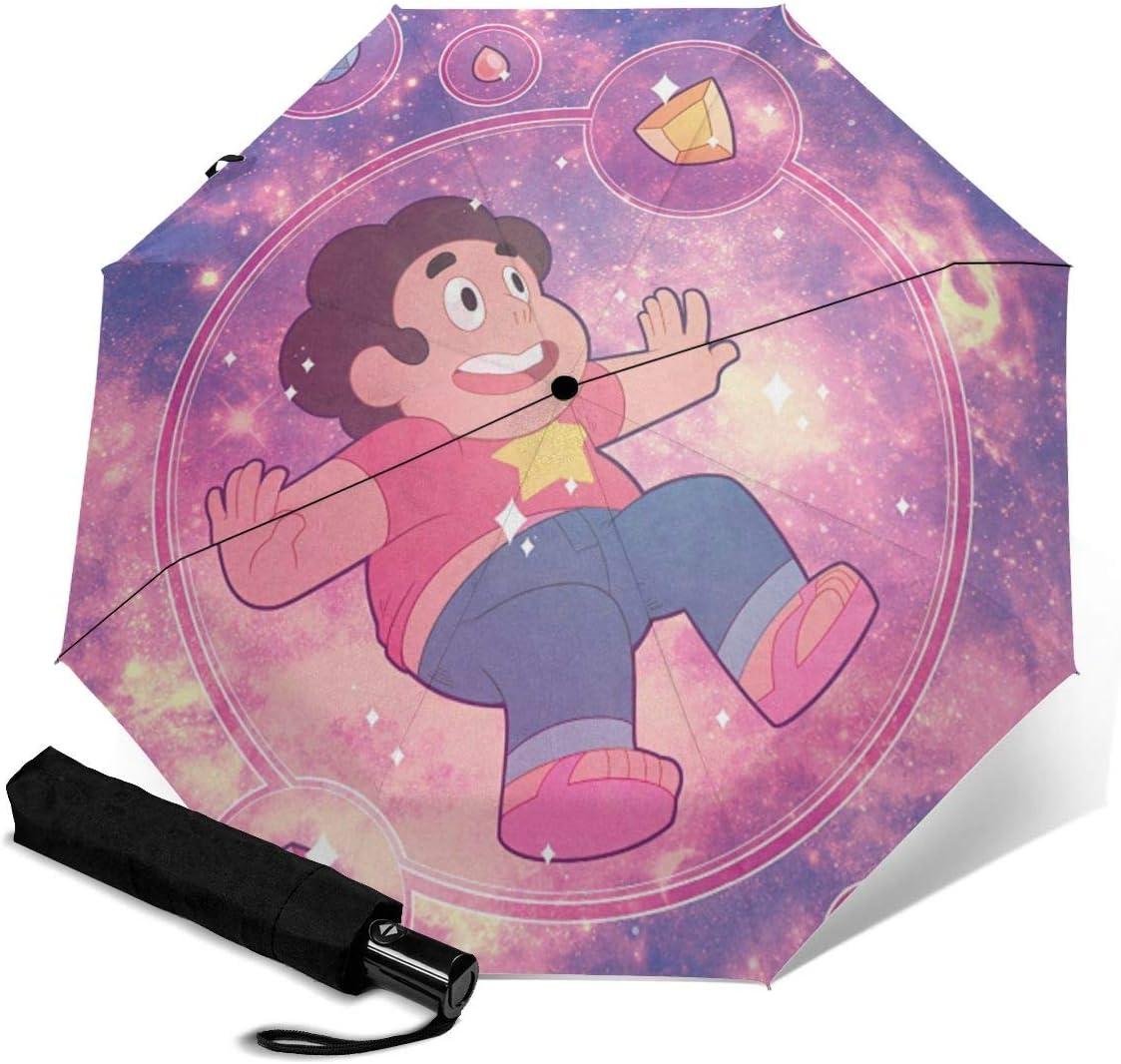 NOT Steven Universe Automatic Tri-fold Umbrella