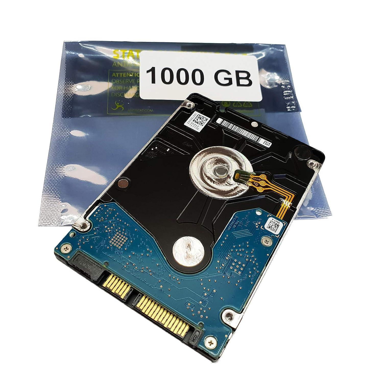 Compatible con Acer Aspire One 521 532 D255 A110 751 E100 D260 320GB HDD Disco Duro de 2,5 Pulgadas 5400RPM 8MB Cache para