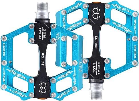 TXJ - Pedales de bicicleta, fabricados en aluminio, para bicicleta ...