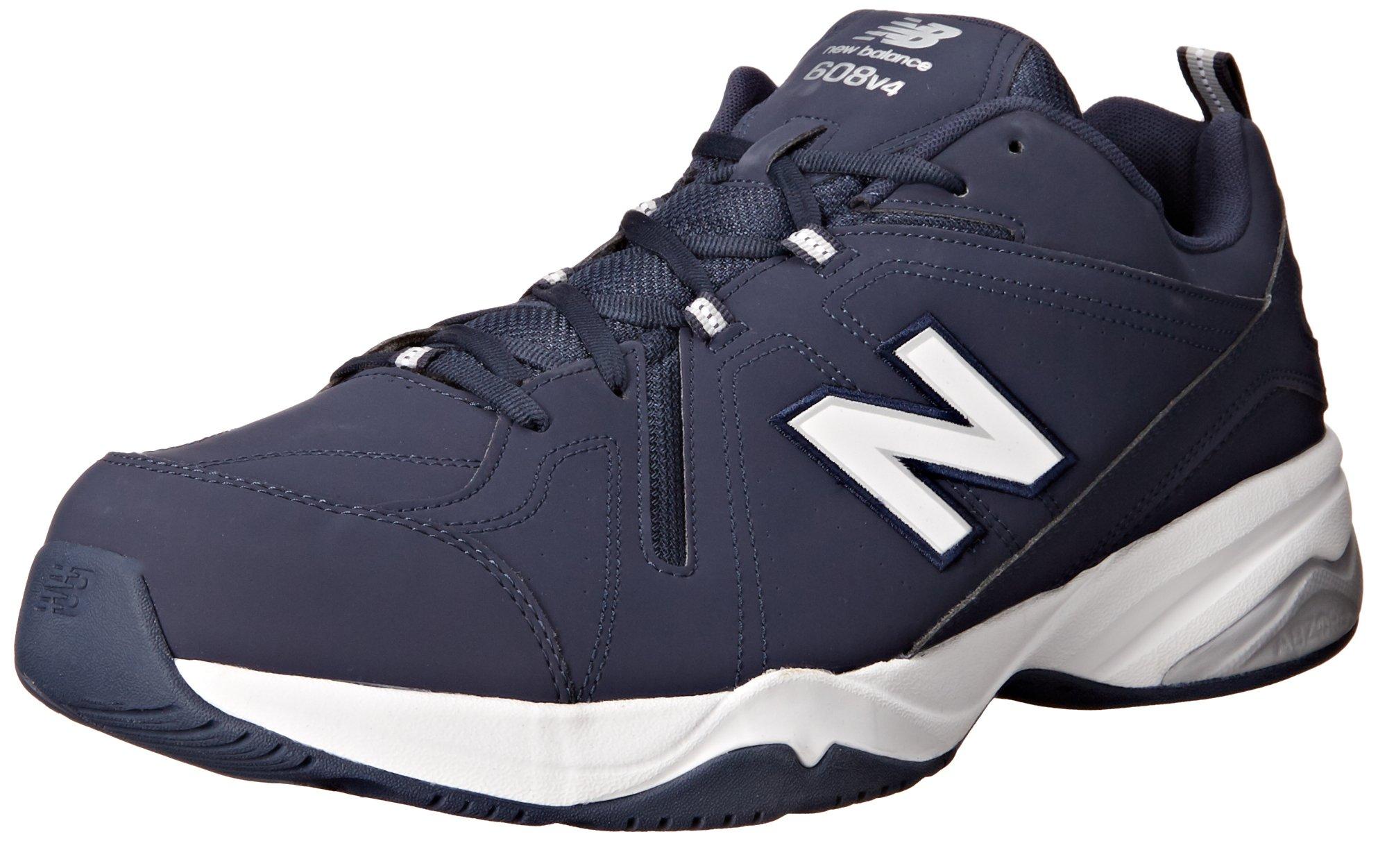 New Balance Men's MX608v4 Training Shoe, Navy, 11.5 2E US by New Balance (Image #1)