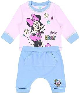 Minnie Mouse -:- Disney -:- Chándal Rosa y Gris: Amazon.es: Ropa y ...