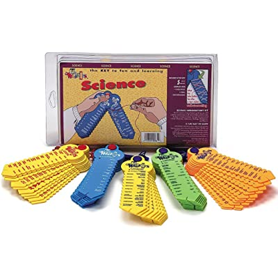 Learning Wrap-ups Self Correcting Science Intro Kit: Toys & Games