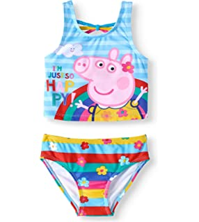 688cc1a7bf Dreamwave colorful Tankini Toddler 2-Pc Swimsuit Peppa The Pig