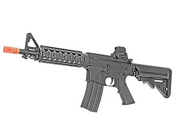 Amazon.com: MetalTac Cyma CM012 m4-cqbr Airsoft pistola con ...