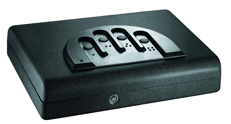 Xnonix Portable Pistol Safe with Keypad Entry