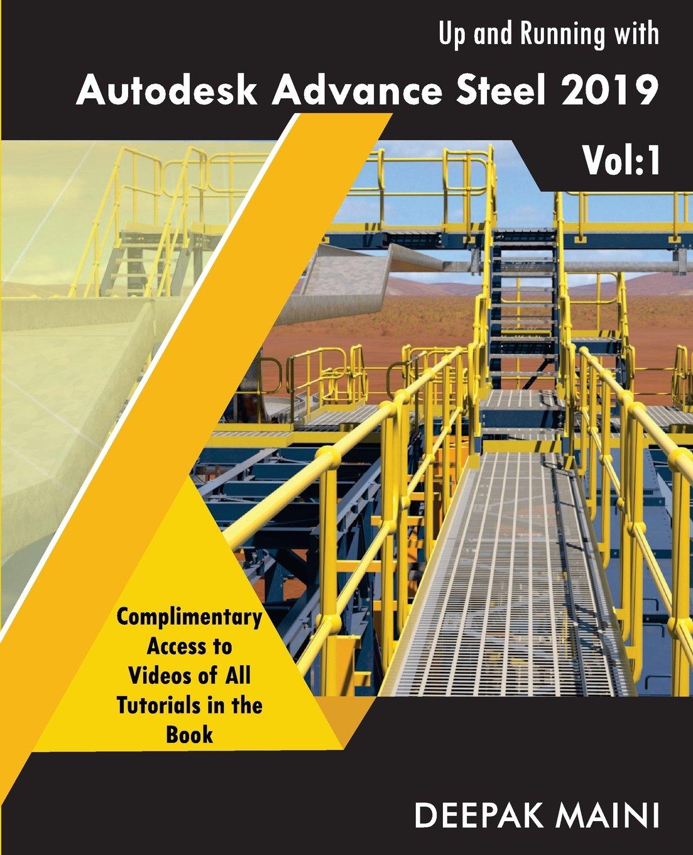Autodesk Advance Steel 2019 For Sale
