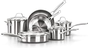 10 Best Cookware for Electric Glass Top Stove You Can Buy in 2021! 2