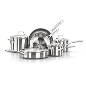 Calphalon Classic Stainless Steel Pots and Pans