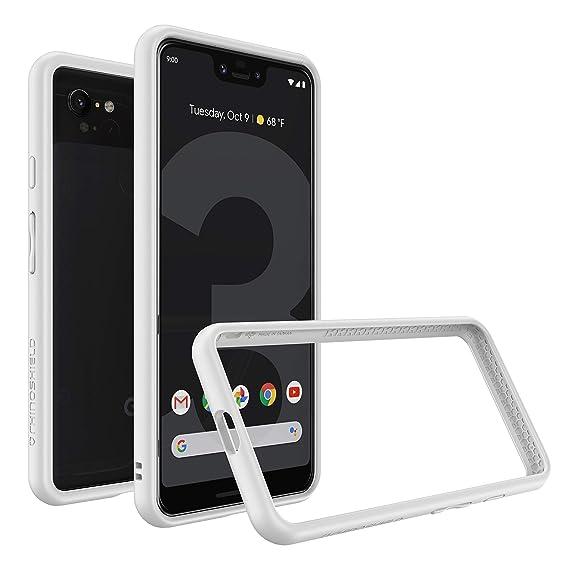 RhinoShield Funda Bumper Google Pixel 3 XL [CrashGuard ] Diseño ...