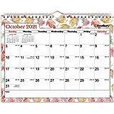 "CRANBURY Wall Calendar 2021-2022 - (Seasons), Use Now to December 2022, 8.5x11"" Small Calendar for Wall or Desk Calendar 2022"
