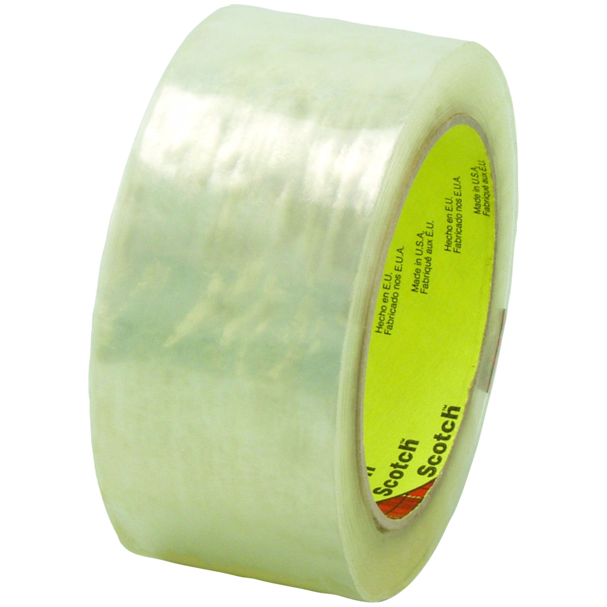 Ship Now Supply SNT9013723 3M 3723 Cold Temp. Carton Sealing Tape, 3.0 Mil, 2'' x 55 yd., Clear (Pack of 36)