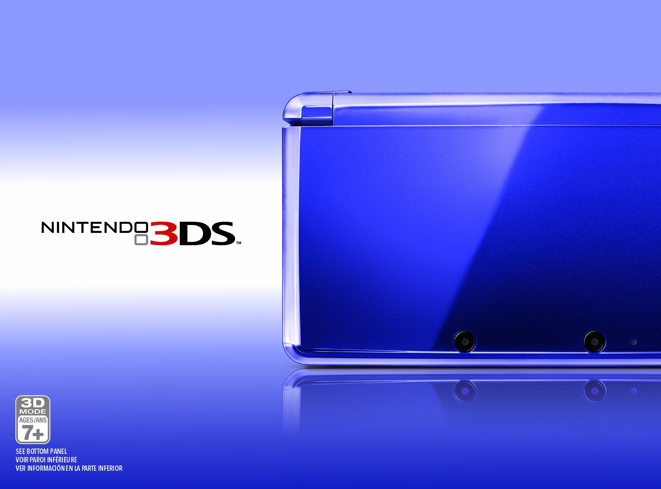 Nintendo 3DS Portable Gaming Console - Purple