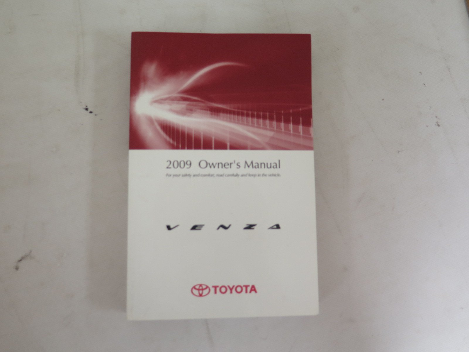2009 toyota venza owners manual guide book toyota 7426817595240 rh amazon com 2013 Toyota Venza 2010 Toyota Venza