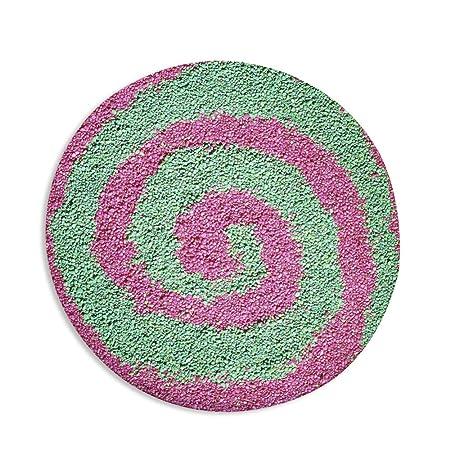1Sconto Mandala Print Round Yoga Mat Cojín Sala De Estar ...