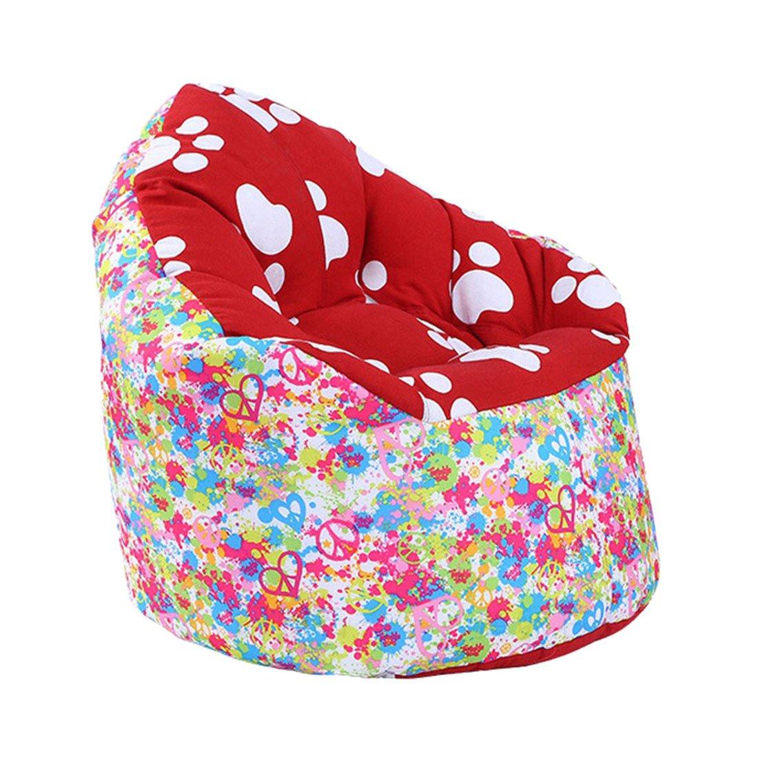 Xianheng Bean Bag Chairs Memory Foam Beanbag Kids Adult Relaxing Sofa