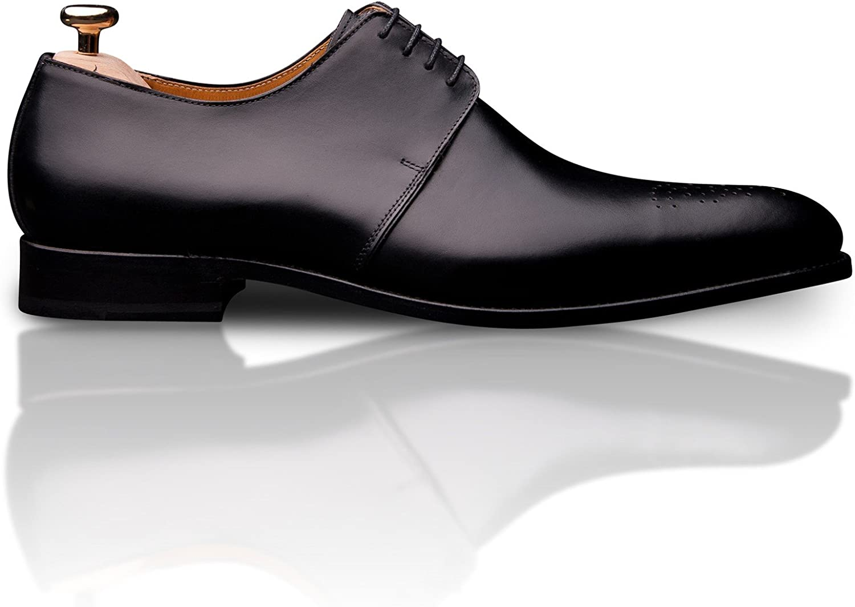 Vinedge Chaussures Homme Style Anglais modèle Pascal