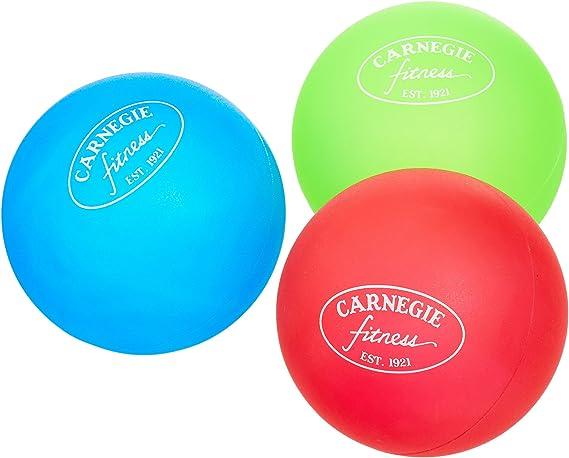 Carnegie – Ejercitador Finger Trainer 3 x Balón terapéutico Mano ...