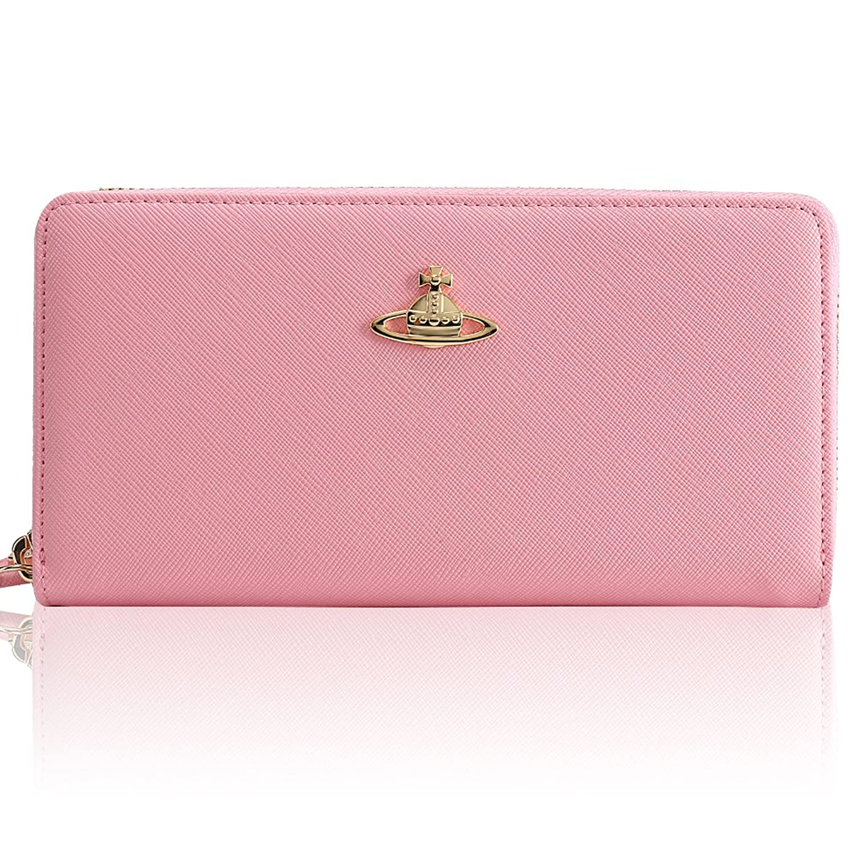 Vivienne Westwood ヴィヴィアン ウエストウッド 財布 レディース ブランド 人気 [並行輸入品] B0785VN3SS  ピンク