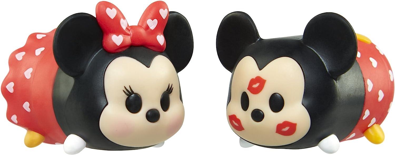 Tsum Tsum Valentine's Day Mickey and Minnie Tsweeties Gift Set