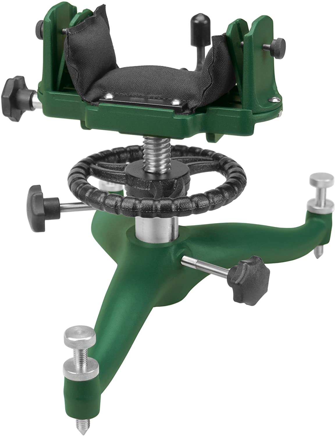 Cladwell the rock BR Outdoor range adjustable rifle stand