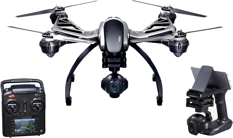 Yuneec Typhon Q500 4K - Drones con cámara (4K, 2.4/5.8, 1080p), Color Negro