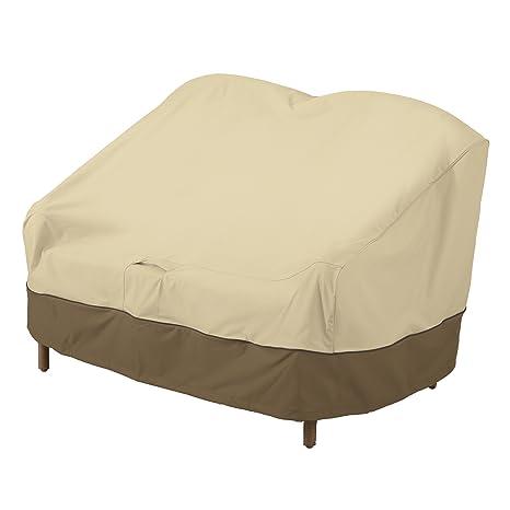 Amazon Com Classic Accessories Veranda Adirondack Patio Chair