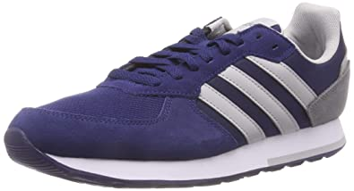 size 40 c667d 4f441 adidas 8k, Chaussures de Fitness Homme, Multicolore (AzuoscGridosGritre  000