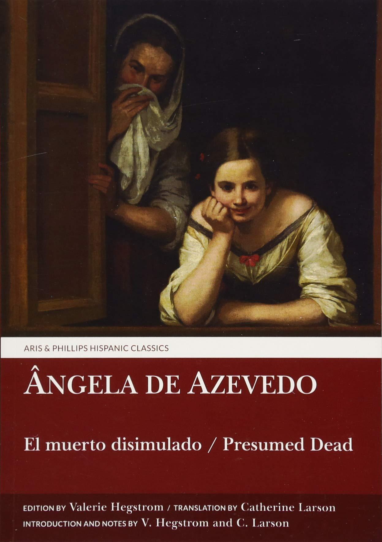Download El Muerto Disimulado / Presumed Dead (Aris and Phillips Hispanic Classics) pdf epub