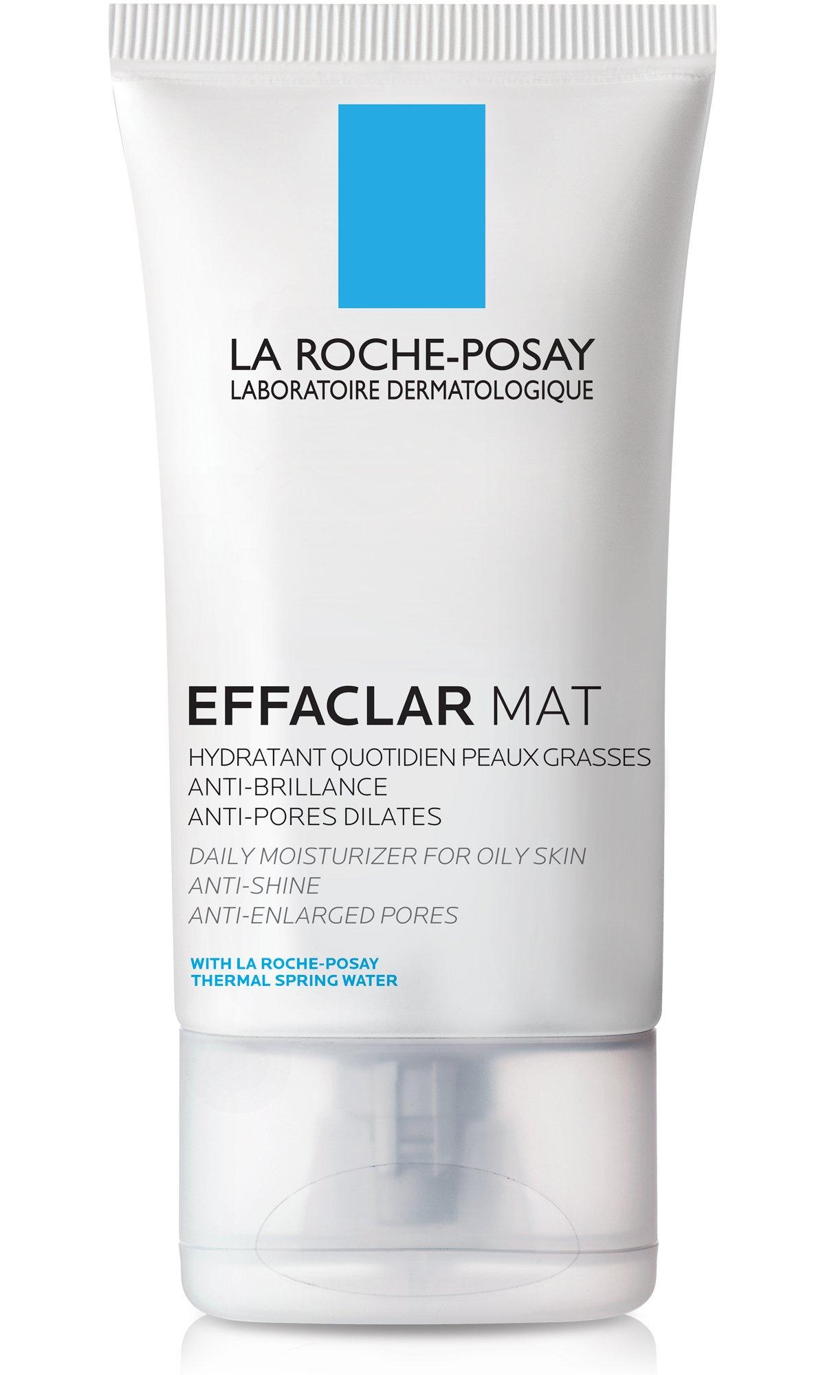 La Roche-Posay Effaclar Mat Face Moisturizer for Oily Skin, 1.35 Fl. Oz. by La Roche-Posay