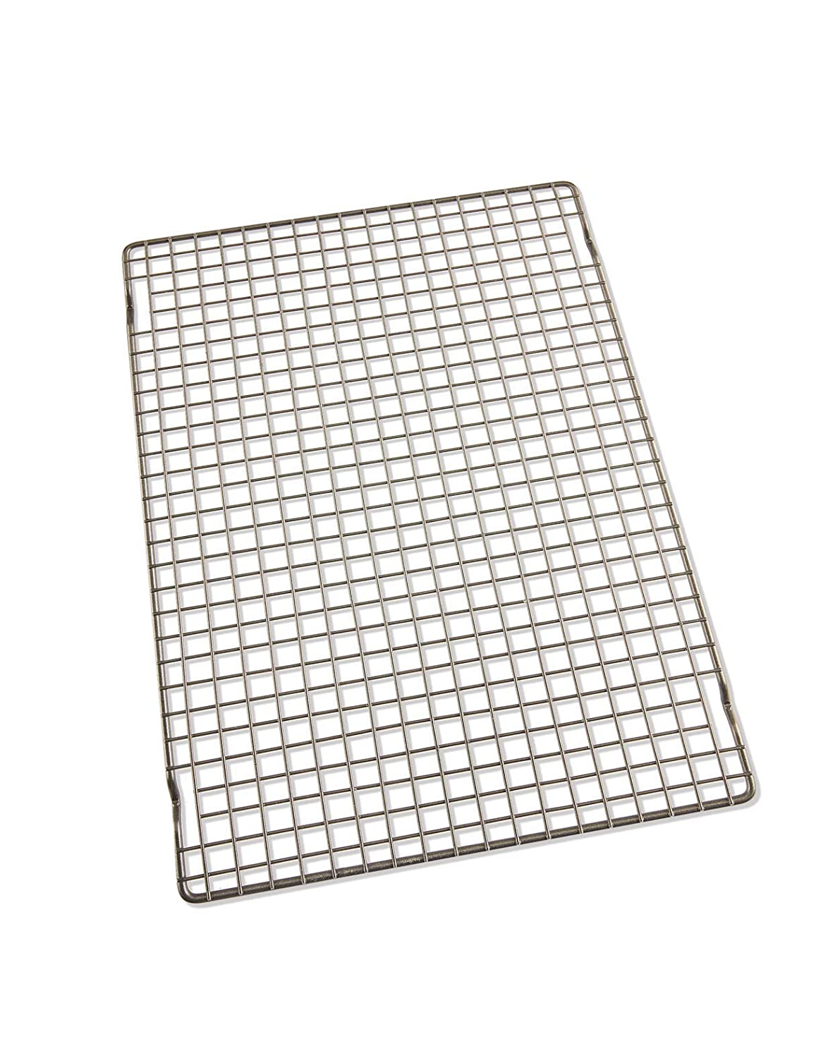 All-Clad J2549064 Pro-Release cooling rack, 12 In x 17 In, Grey