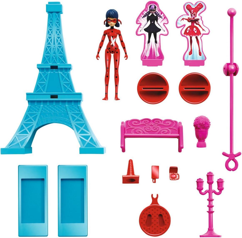 Miraculous Eiffel Tower Playset