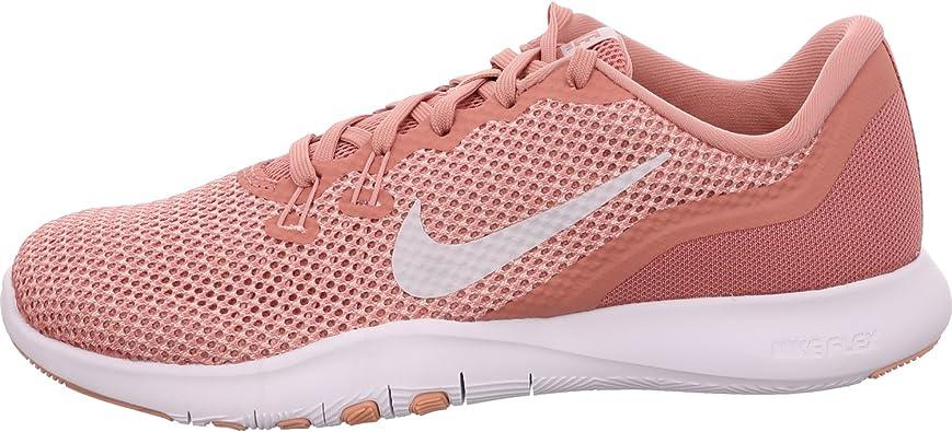 Nike Womens Flex Trainer 7 Rust Pink