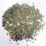 Pure Metallic Silver Mica