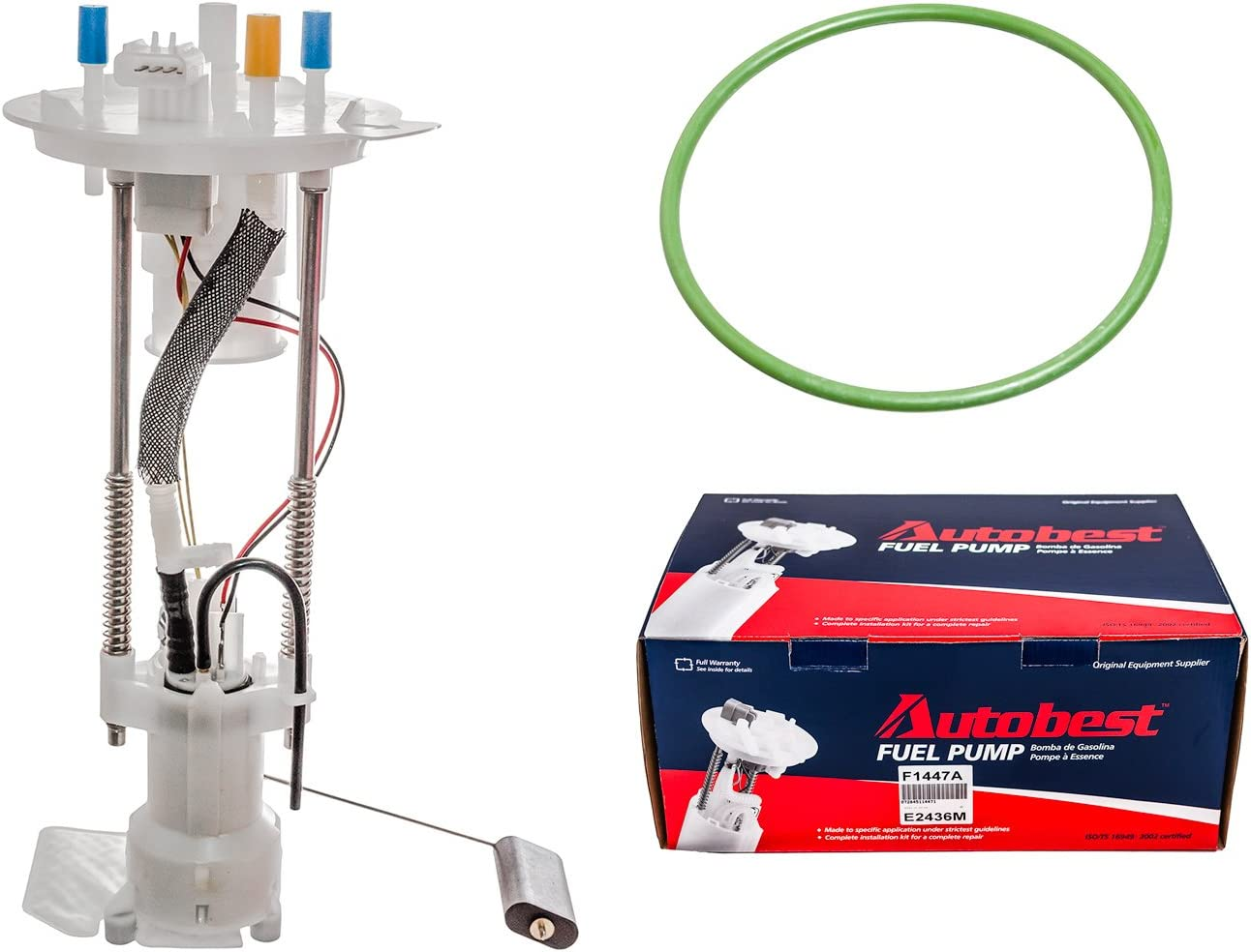 Autobest Fuel Pump Module Assembly-F1447A