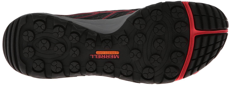 Merrell Women's All Out Rush Trail B(M) Running Shoe B00D1PFQY6 5 B(M) Trail US|Black/Paradise Pink 7a0ae6