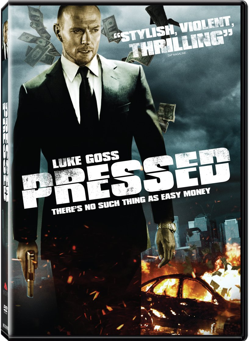 DVD : Pressed (Widescreen, Dolby, AC-3)