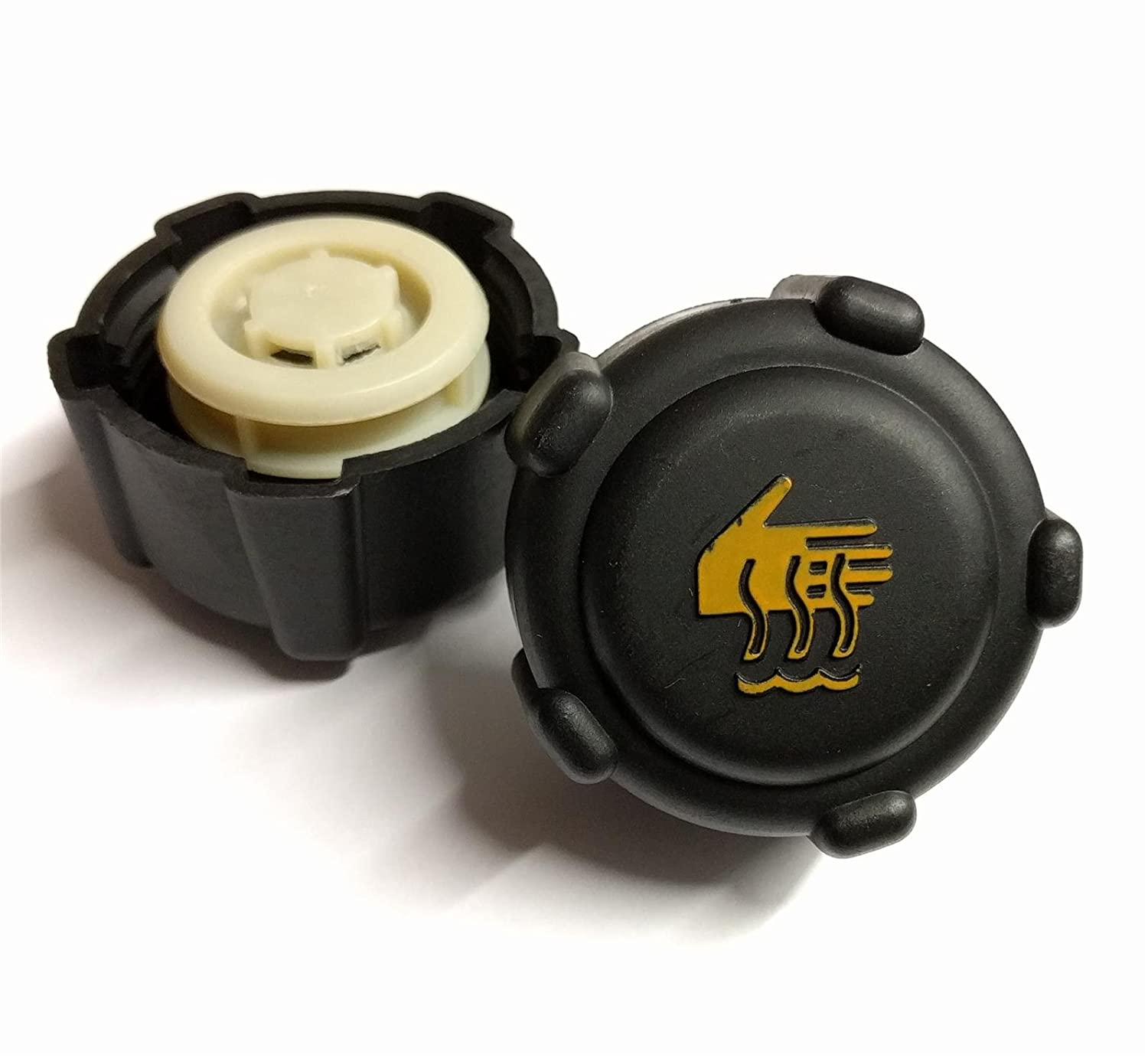 New Radiator Expansion Water Tank Cap Replace Existing Cap AutoPower