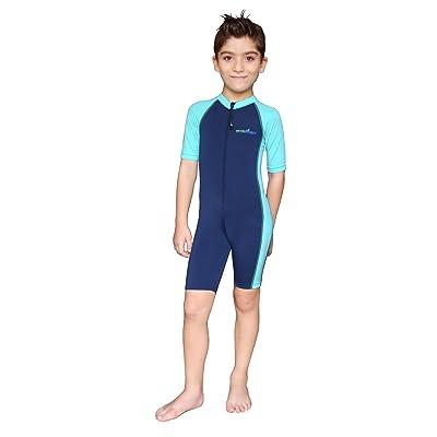 1090e44a963 EcoStinger Boys Full Body Sunsuit Swimsuit UV Protection Swimwear UPF50+
