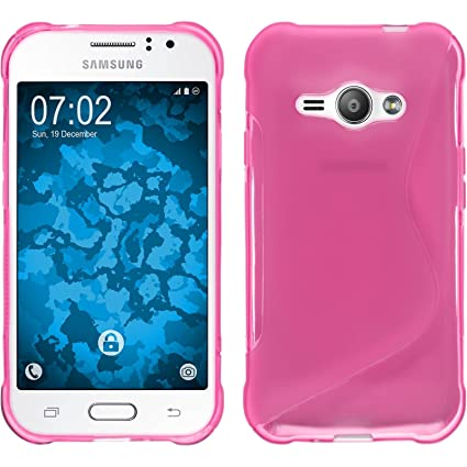 Amazon.com: Silicone Case for Samsung Galaxy J1 ACE - S ...