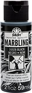 product image for FolkArt Marbling Paint, 2 oz, Black
