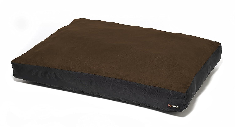 Big Shrimpy 7152 Original Faux Bed, Large, Truffle Suede