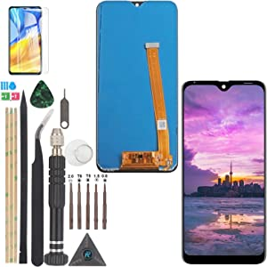 Replacement for Samsung Galaxy A10e A102 A102F A102U LCD Touch Screen Digitizer Assembly LCD Display for Samsung Galaxy A20e A202 A202F A202DS with Tools(Black)