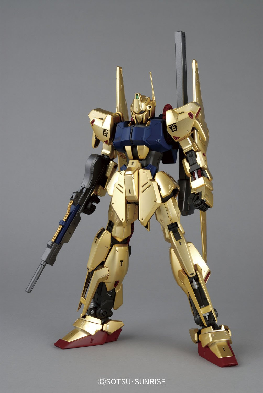 Bandai Hobby MG 1/100 Hyaku-Shiki Version 2.0 ''Zeta Gundam Model Kit by Bandai Hobby (Image #1)