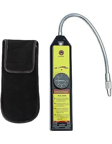 b859e63b0b5 LotFancy Refrigerant Freon Leak Detector for HFC CFC Halogen R134a R410a  R22a R600a R290 Air Condition