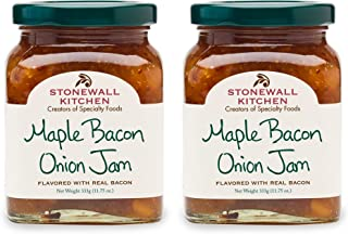 product image for Stonewall Kitchen Maple Bacon Onion Jam, 11.75 oz (Pack of 2)